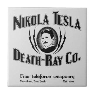Nikola Tesla Death-Ray Co. Tile