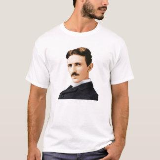 Nikola Tesla Electrical Genius T-Shirt