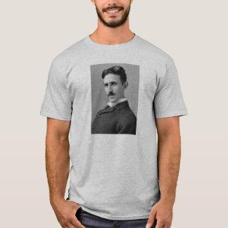Nikola Tesla Head Shot T-Shirt