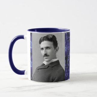 Nikola Tesla Inventor Coffee Mug
