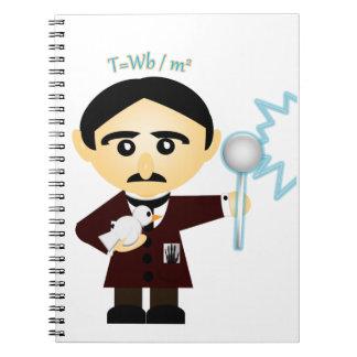 Nikola Tesla Notebook