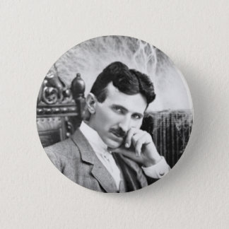 Nikola Tesla Pin