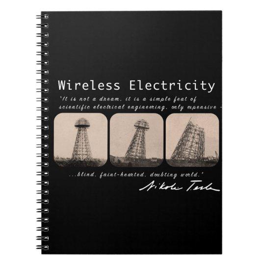 Nikola Tesla Tower Notebooks