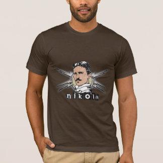 Nikola Tesla Vintage T-Shirt