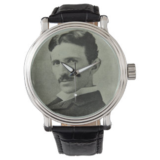 Nikola Tesla Watch