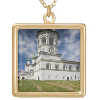 Nikola-Vyazhischi Convent Gold Plated Necklace
