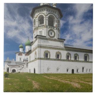 Nikola-Vyazhischi Convent Large Square Tile