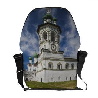 Nikola-Vyazhischi Convent Messenger Bag