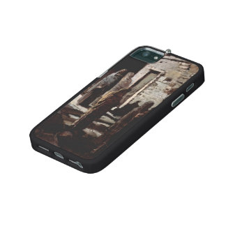 Nikolai Ge- Christ and his disciples , Gethsemane iPhone 5 Cases