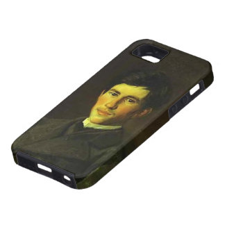 Nikolai Ge- Portrait of Piotr Ge, the Artist's Son iPhone 5 Covers