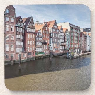 Nikolaifleet, Hamburg, Germany Coaster
