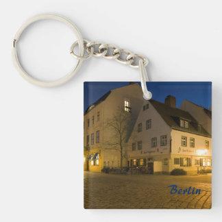 Nikolaiviertel in Berlin Key Ring