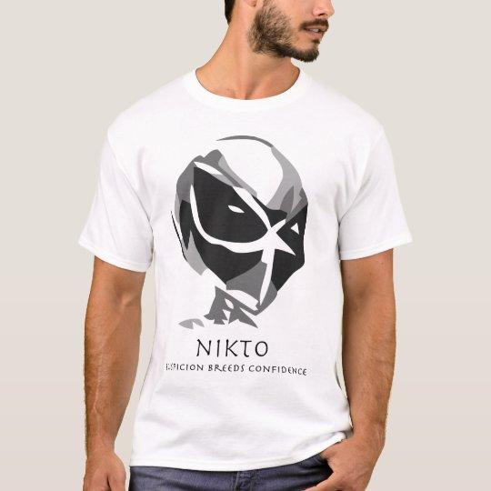 Nikto Organic Cotton T T-Shirt