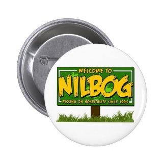 nilbog 6 cm round badge