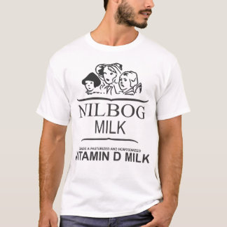 NILBOG Milk Shirt