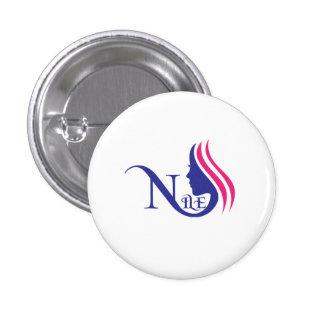 nile 3 cm round badge