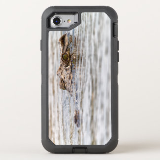 Nile Crocodile OtterBox Defender iPhone 7 Case