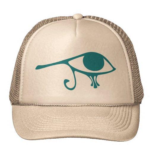 Nile Eye of Horus Mesh Hat