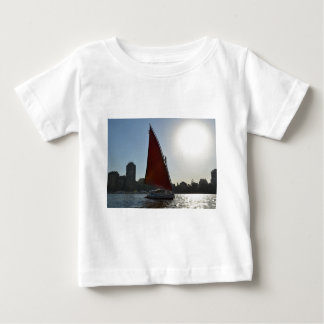 Nile Felucca In The Sun Baby T-Shirt