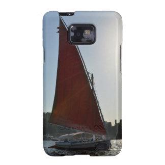 Nile Felucca In The Sun Samsung Galaxy SII Case