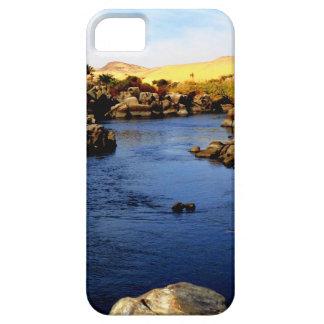 Nile River in Aswan river - Sahara Desert iPhone 5 Cover