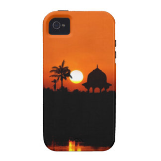 Nile River Sunset Case-Mate iPhone 4 Case