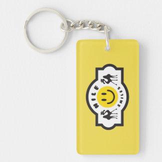 Nile Smiles Keychain