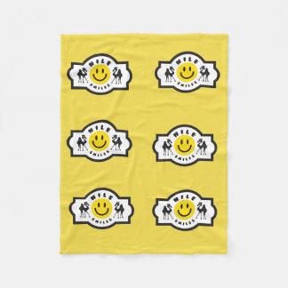 Nile Smiles Lap Blanket