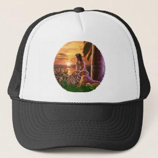 """""""Nile Sunset"""" Trucker Hat"""