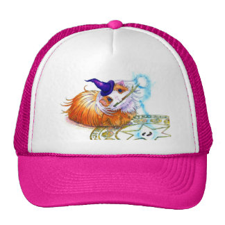 Nile the Great Magician Mesh Hats
