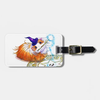 Nile the Great Magician Luggage Tag