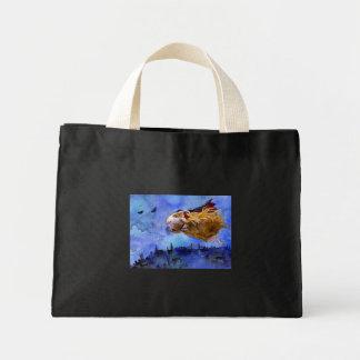 Nile the Vampire Mini Tote Bag