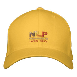 NiLP Embroidered Baseball Caps