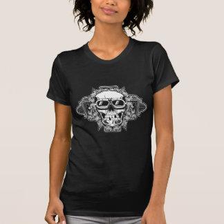 Niltec flying skull t shirt