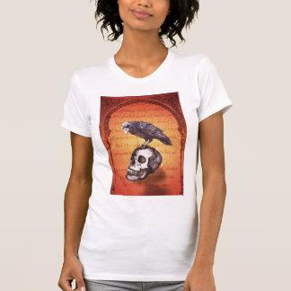 Nimmermehr Poe raven Nevermore T-shirts