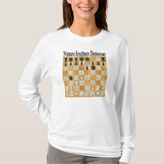 Nimzo-Indian Defense T-Shirt