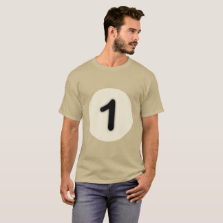 Nine-Ball Collection: 1 (Men's) T-Shirt