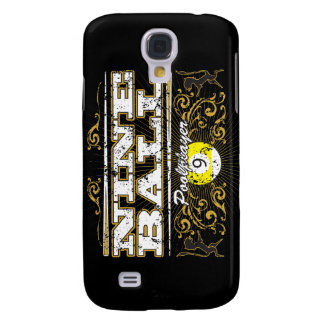 Nine Ball Vintage Design Galaxy S4 Case