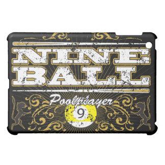 Nine Ball Vintage Design iPad Mini Cover