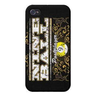 Nine Ball Vintage Design iPhone 4 Case