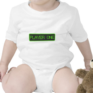 Nine Bit Player One Bodysuits