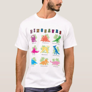 Nine Dinosaurs T-Shirt