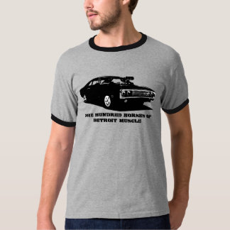 Nine hundred horses of Detroit muscle T-Shirt