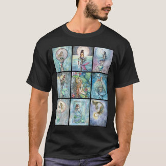 Nine Mermaids in One Shirt
