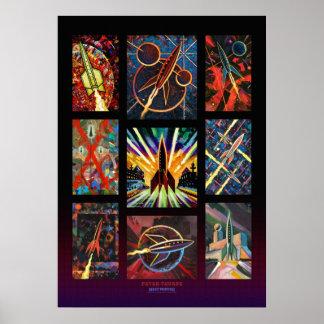Nine Rockets Poster