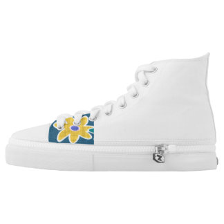 Nine Roses High Tops