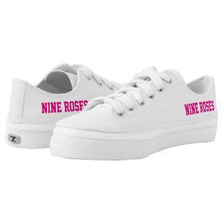 Nine Roses Low Tops
