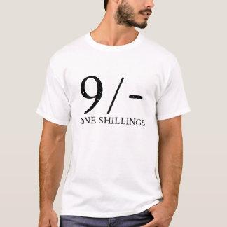 Nine Shillings T-Shirt