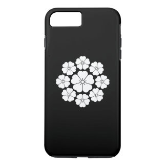 Nine stars-style cherry blossoms iPhone 8 plus/7 plus case