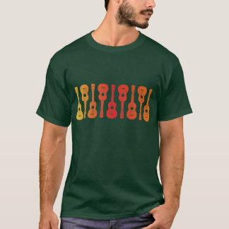 Nine Uke Reds Dark T-Shirt